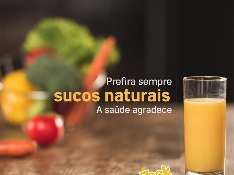 Benefícios do suco natural
