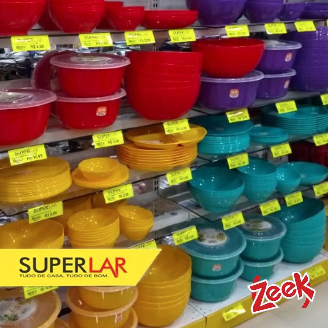 41726a60db18 Rede Superlar inaugura nova loja com os utensílios domésticos Zeek ...