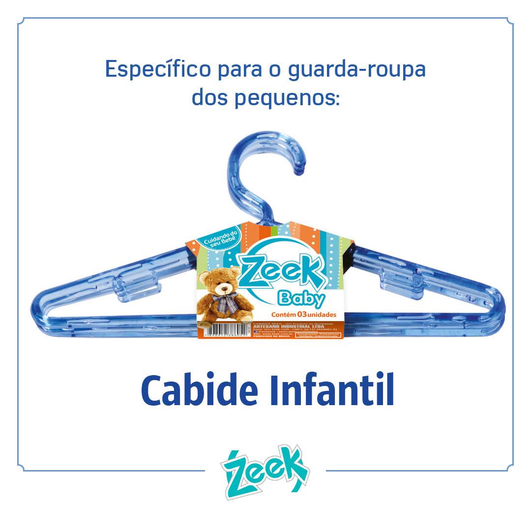 Cabide Infantil