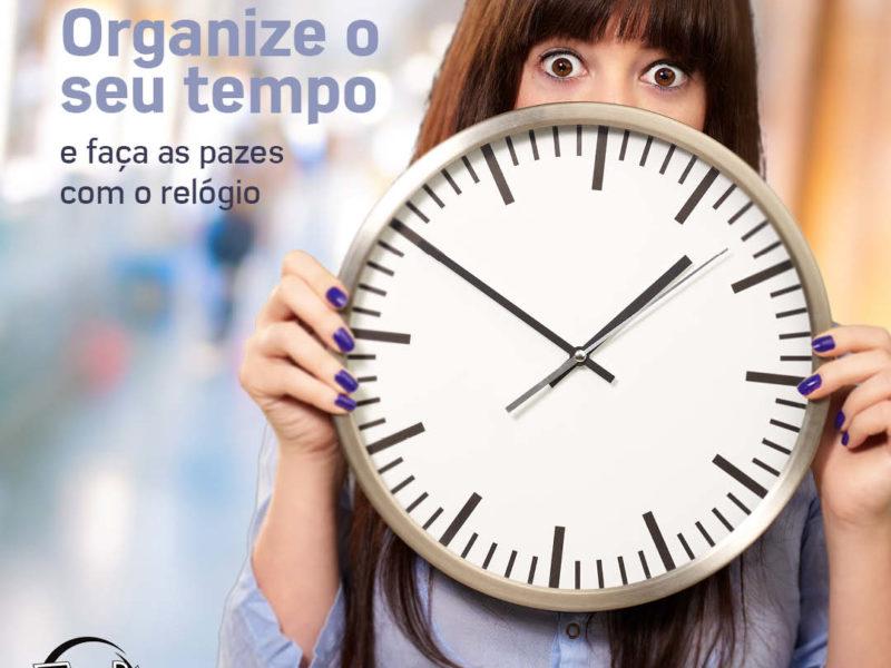 Como organizar seu tempo efetivamente