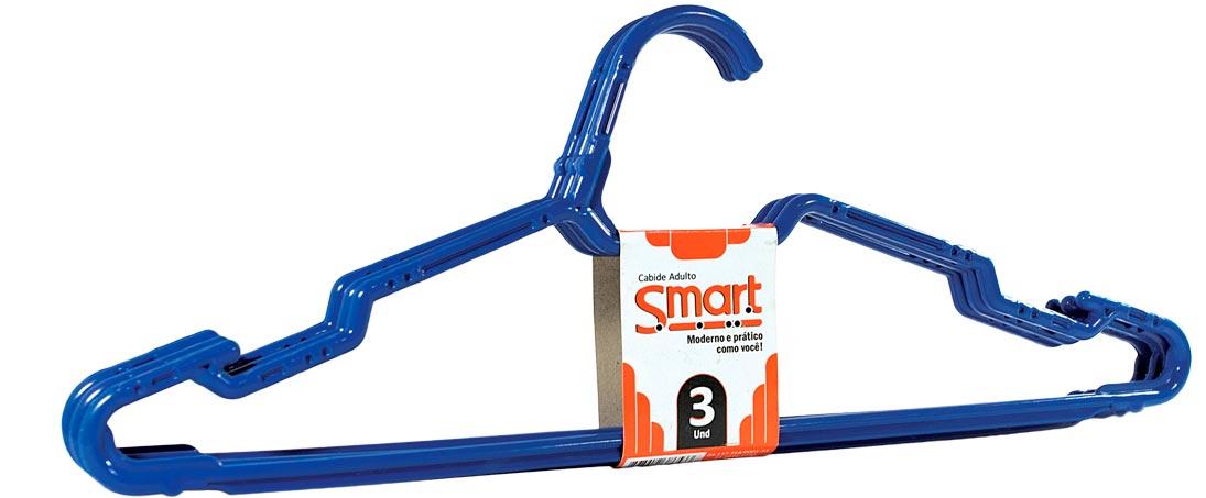 Cabide Smart Azul