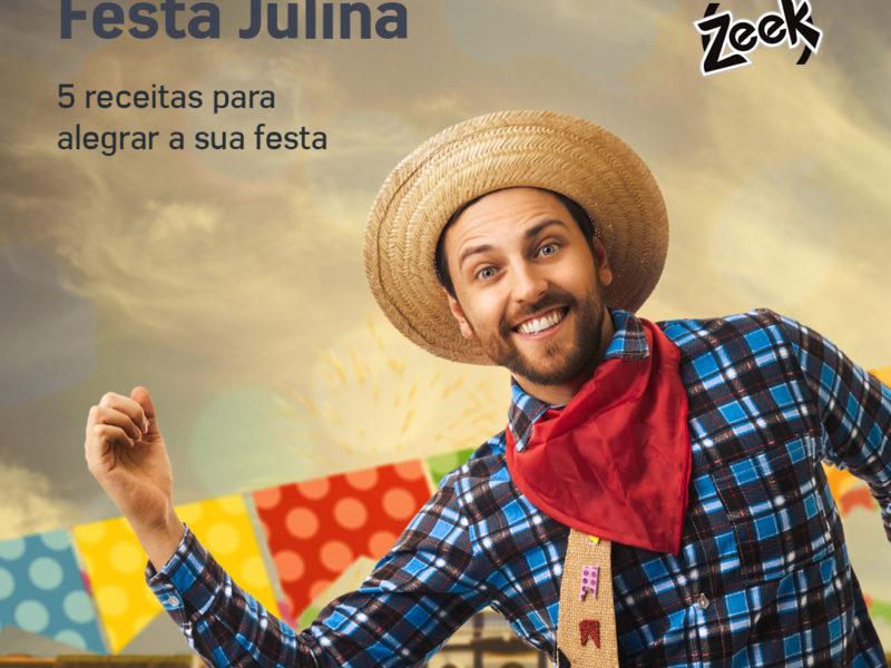 Receitas de Festa Julina